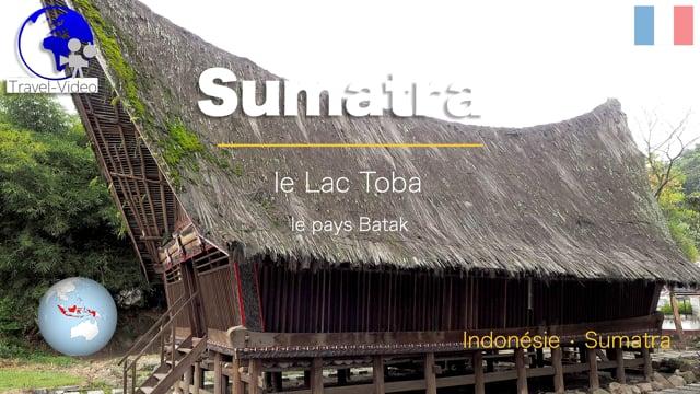 Indonésie • Sumatra • Lac Toba (FR)