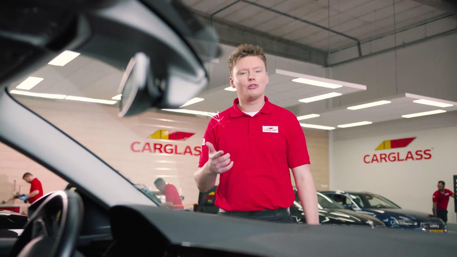 Carglass - Commercials die je kent