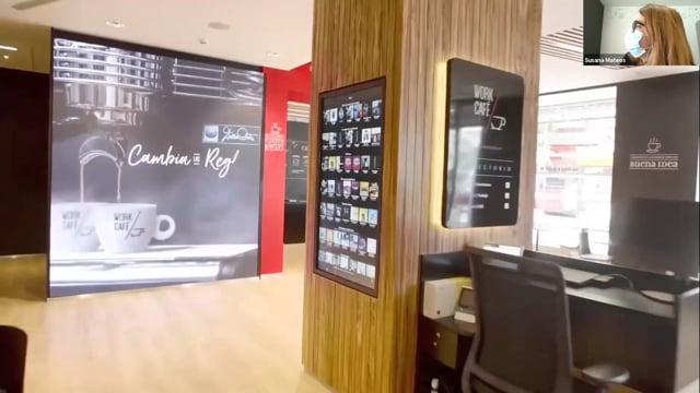 PowerPoint: Masterclass Work Café Santander