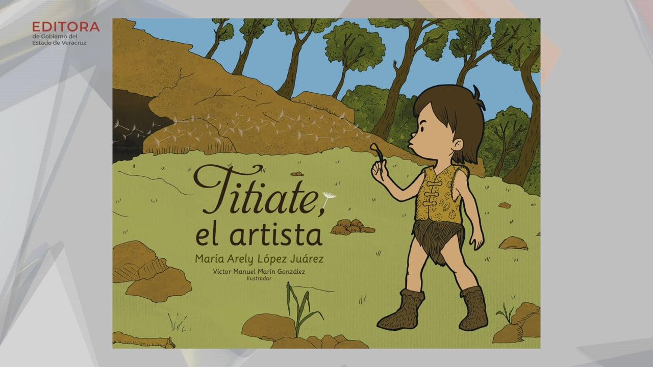 Titiate El Artista y Un Libro Triste