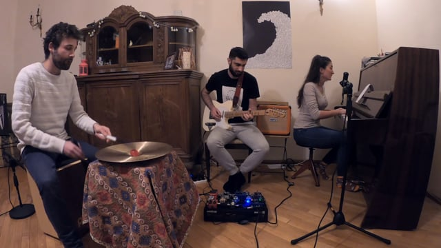 East-West Center & Giant Steps Music-Yeraz (Dream) featuring Sevana Tchakerian