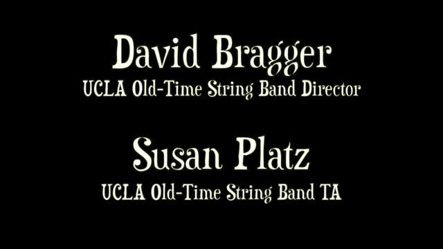 David Bragger & Susan Platz-Coal Holler for SEMSCHC