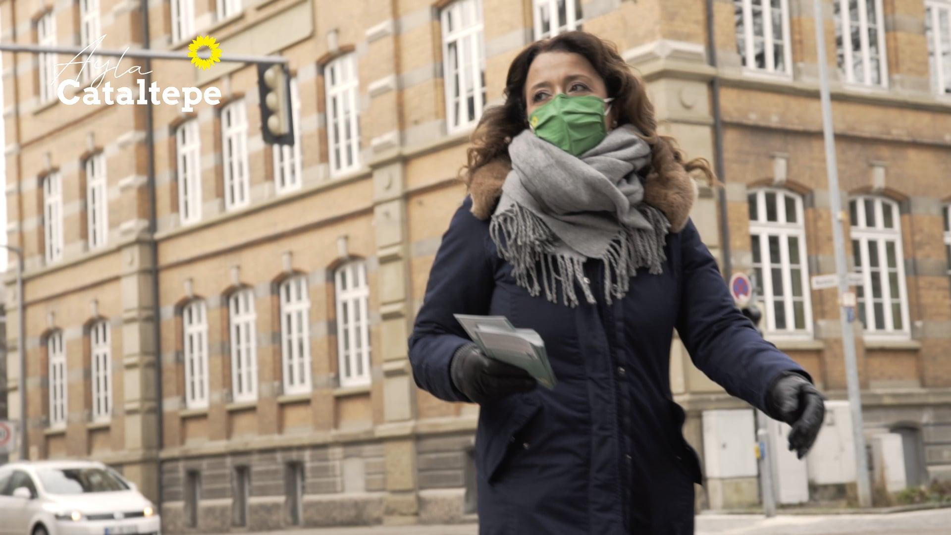 """Landtagskandidatin Ayla Cataltepe (B´90/DIEGRÜNEN) - tv spot """"mit herz, vernunft und leidenschaft"""""""