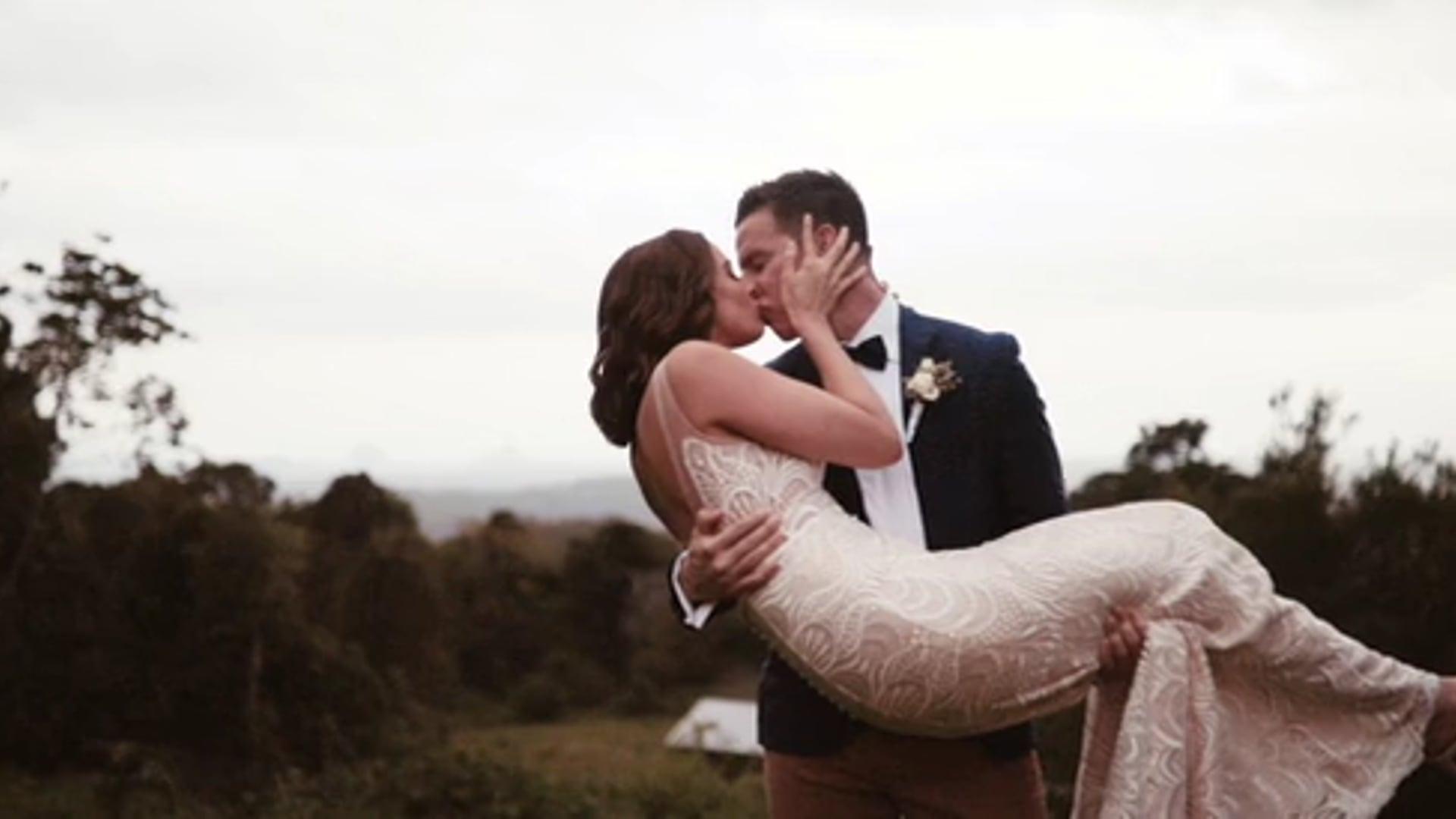 Simone and Josh Wedding Highlights
