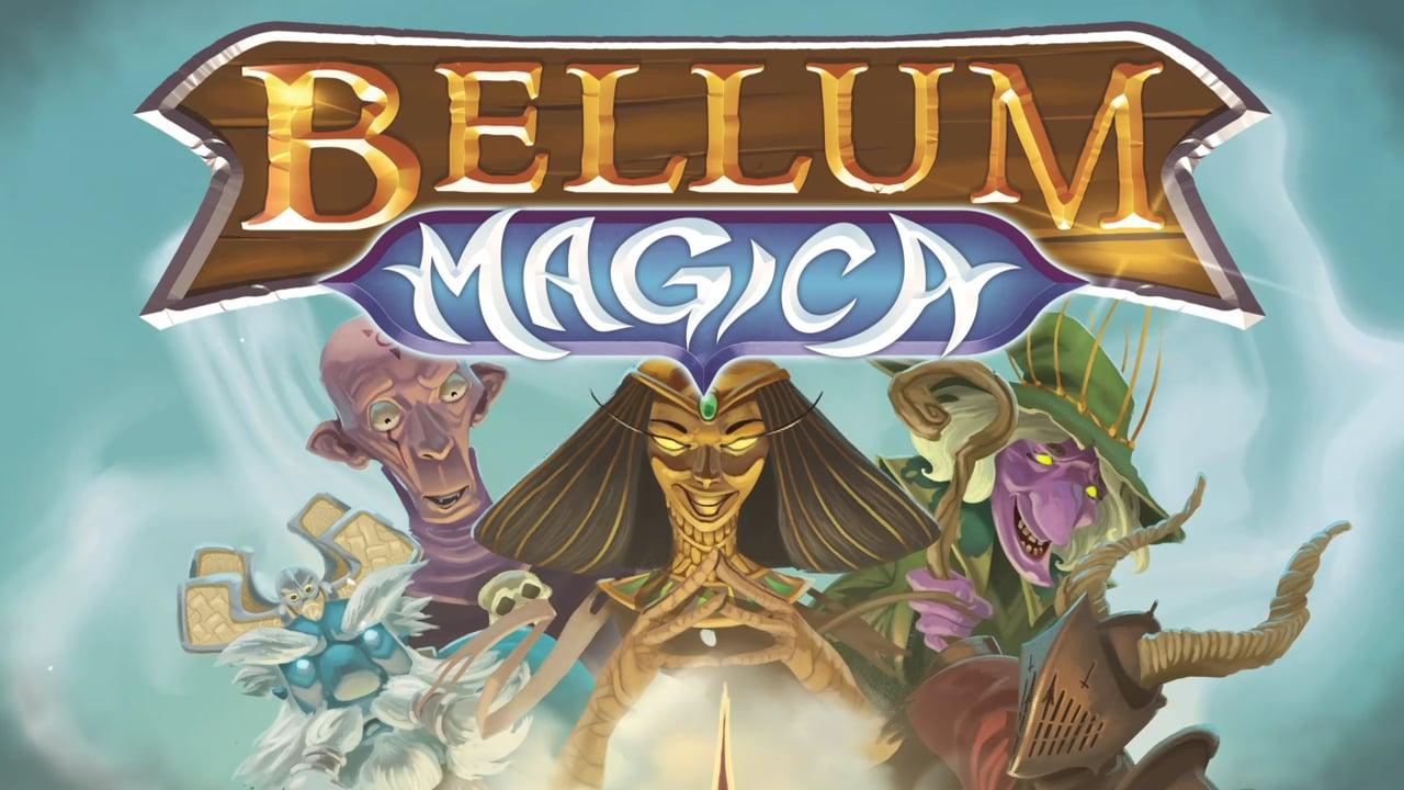 BELLUM MAGICA - BLUEORANGE