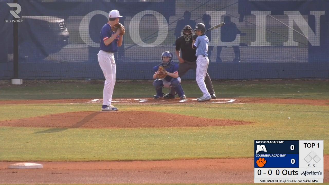 JV Baseball vs Columbia Academy - 03-11-21