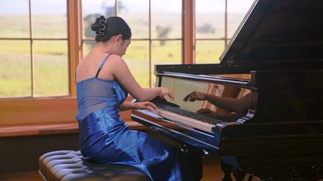 Jenny Chen, Solo Piano Recital