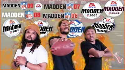 Playing Every Single Madden Game Ever! Day 2