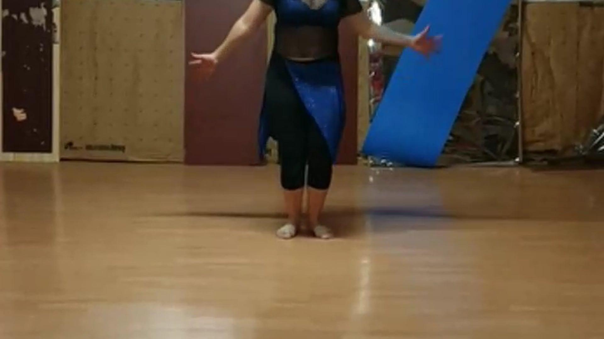 oui Danse #Solo Transversal - Équipe 2483