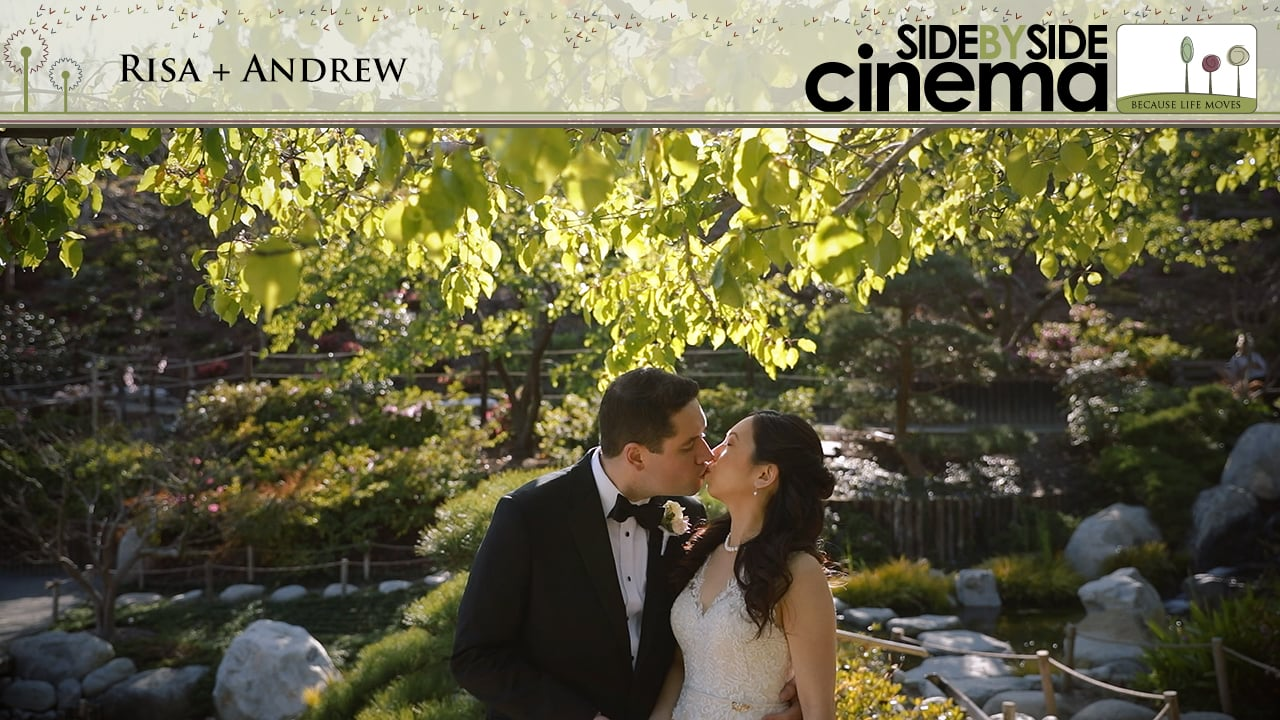 Risa + Andrew - Japanese Friendship Gardens