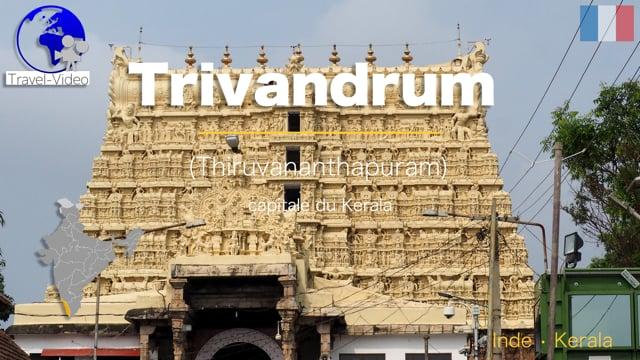 Thiruvananthapuram (Trivandrum)  • Kerala, Inde (FR)