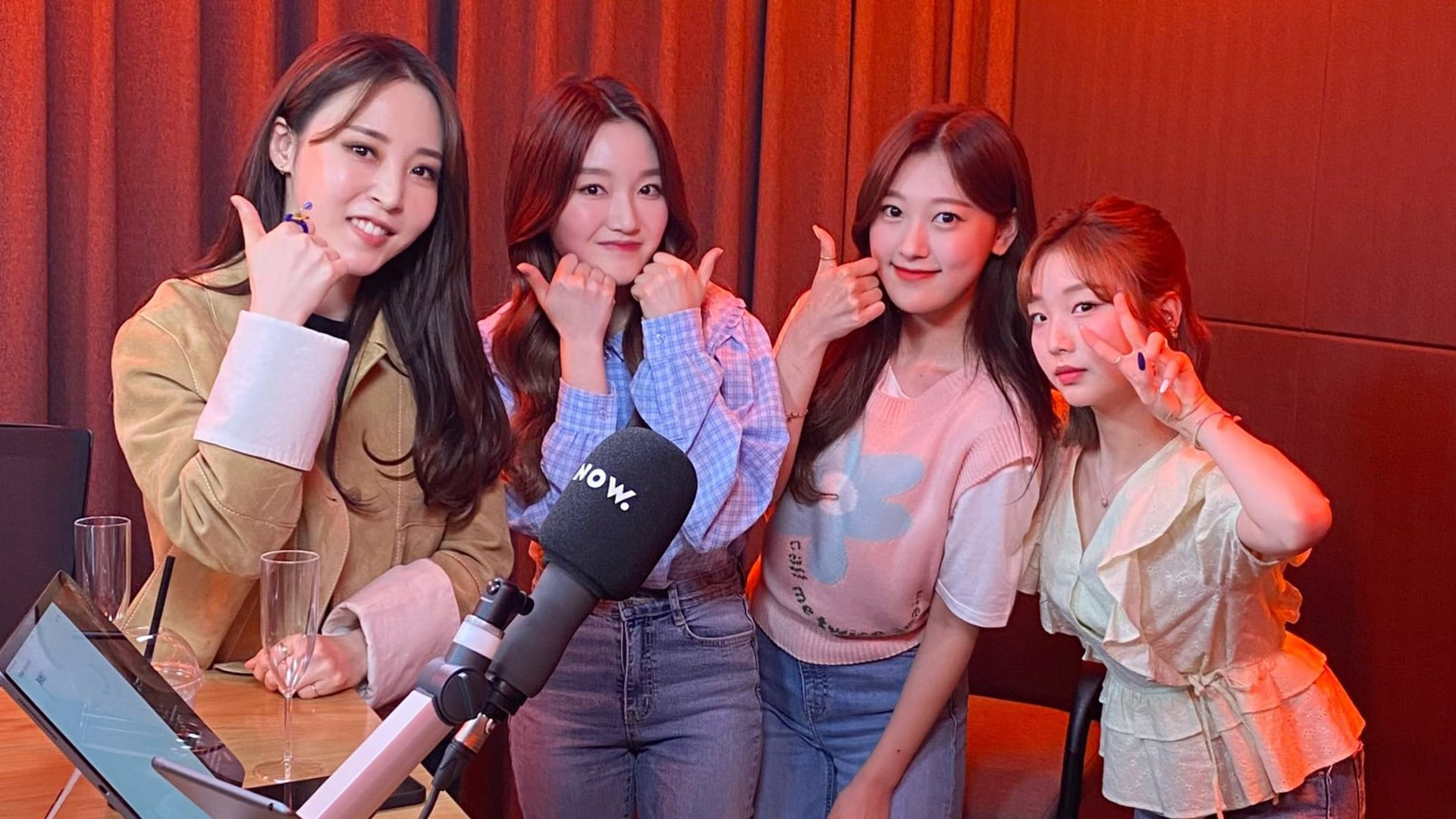 [ENG] Studio Moon Night with LOONA Yeojin, Choerry and Go Won (210310)