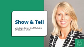 Show & Tell with Sadie Baron