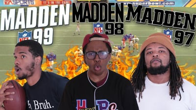Playing Every Single Game of Madden Ever! Day 3