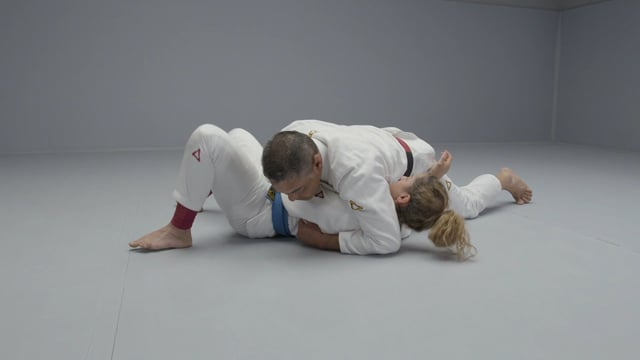 Dealing with a heavier opponent