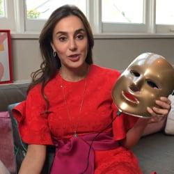 MZ Skin Golden Facial Mask Video