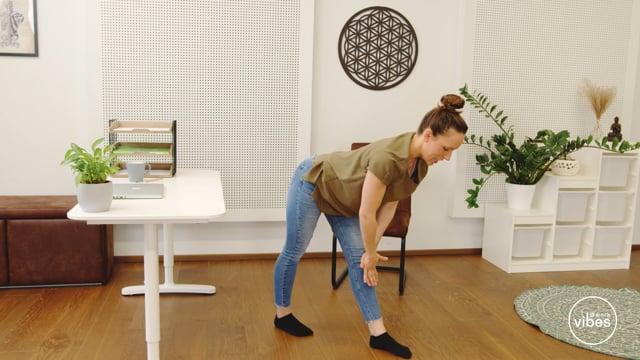 Office-Sonnengruss #05 Berg