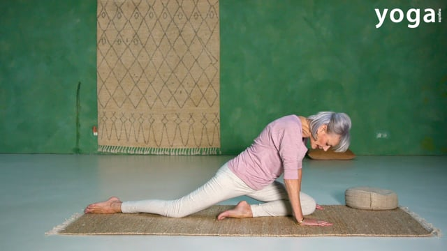 Yoga voor je wervelkolom