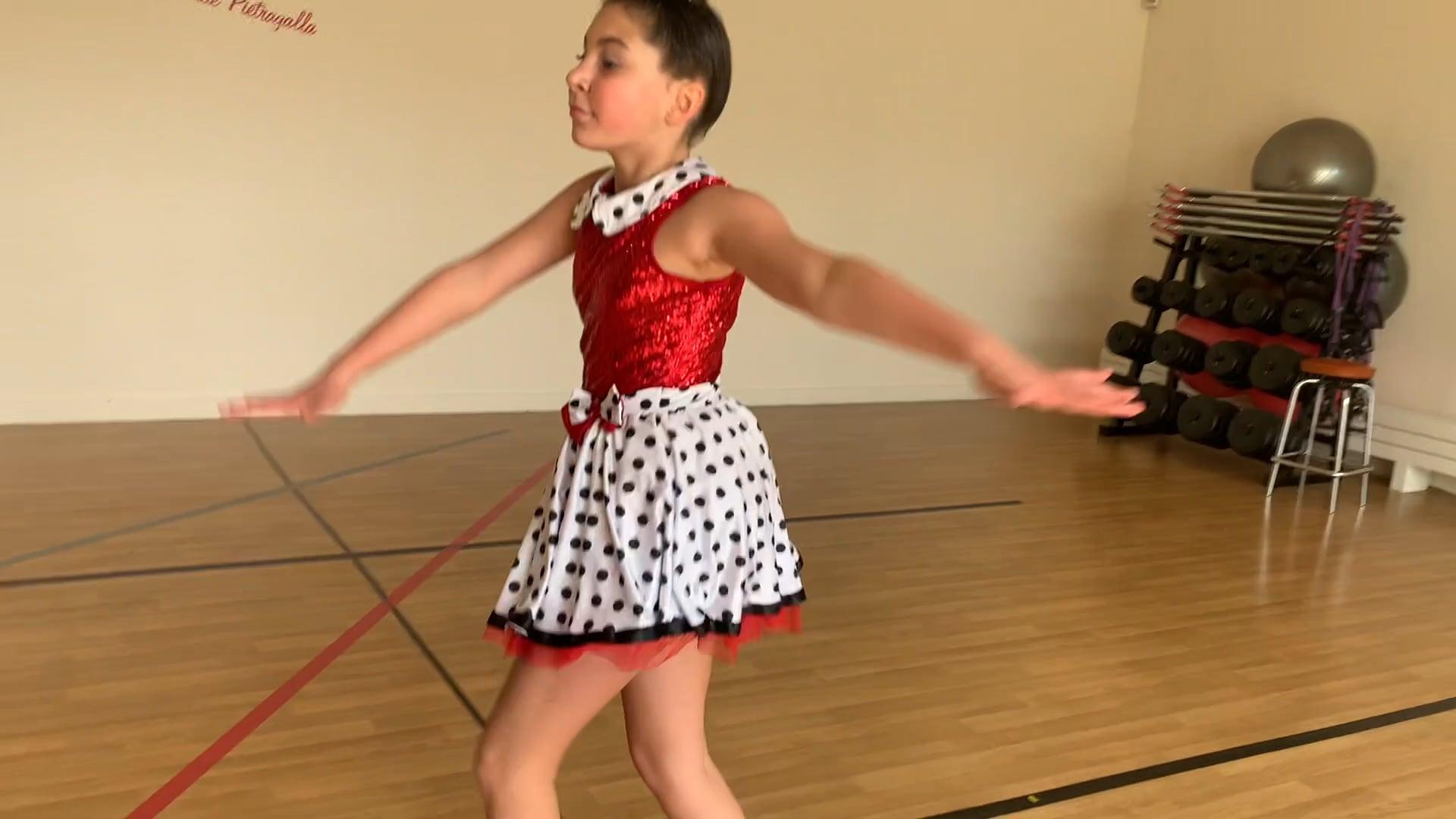 oui Danse #Solo - Équipe 2518