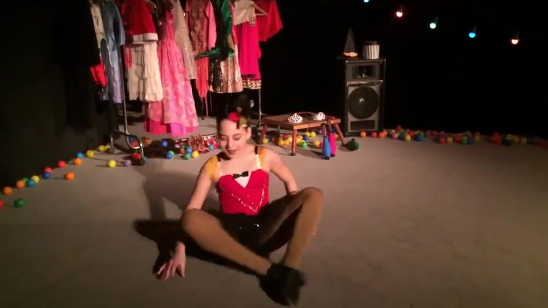 oui Danse #Solo Transversal - Équipe 2489