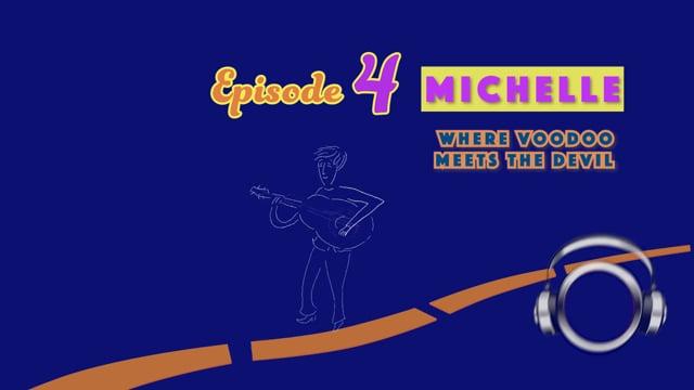 Michelle Podcast Promo