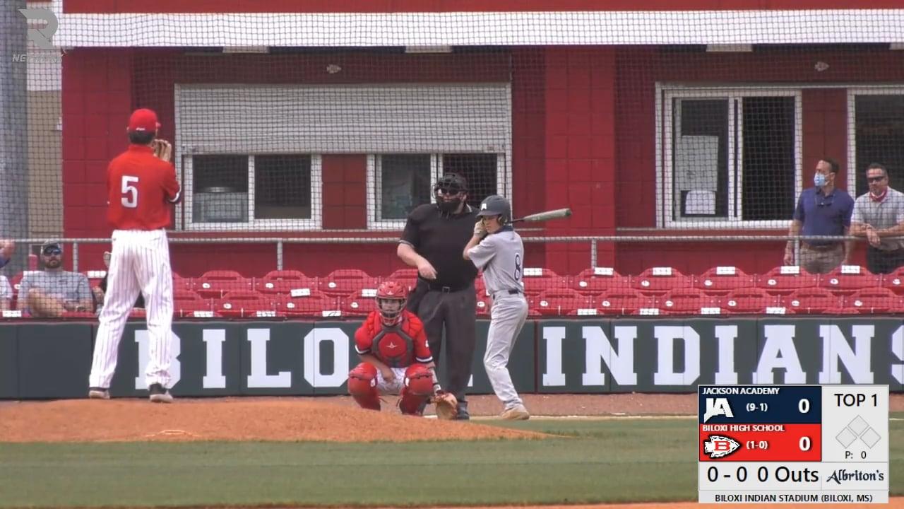 JV Baseball vs Biloxi - 03-16-21