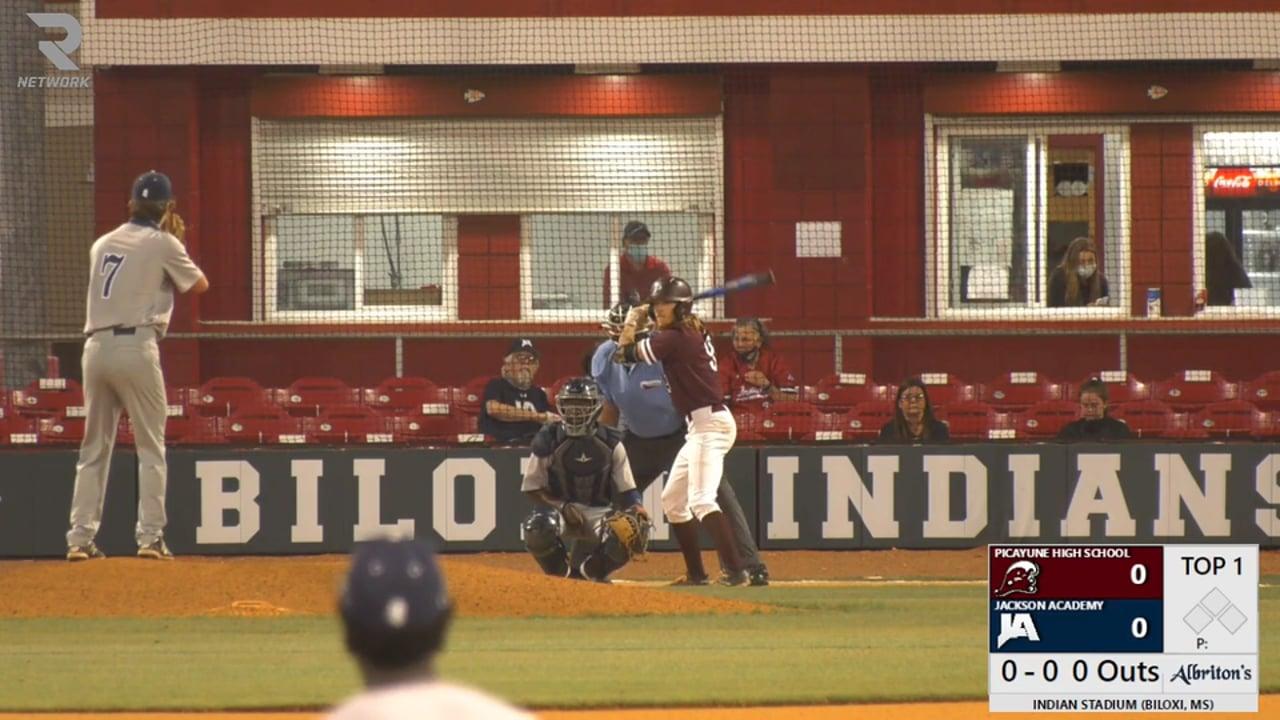 Varsity Baseball vs Picayune - 03-16-21