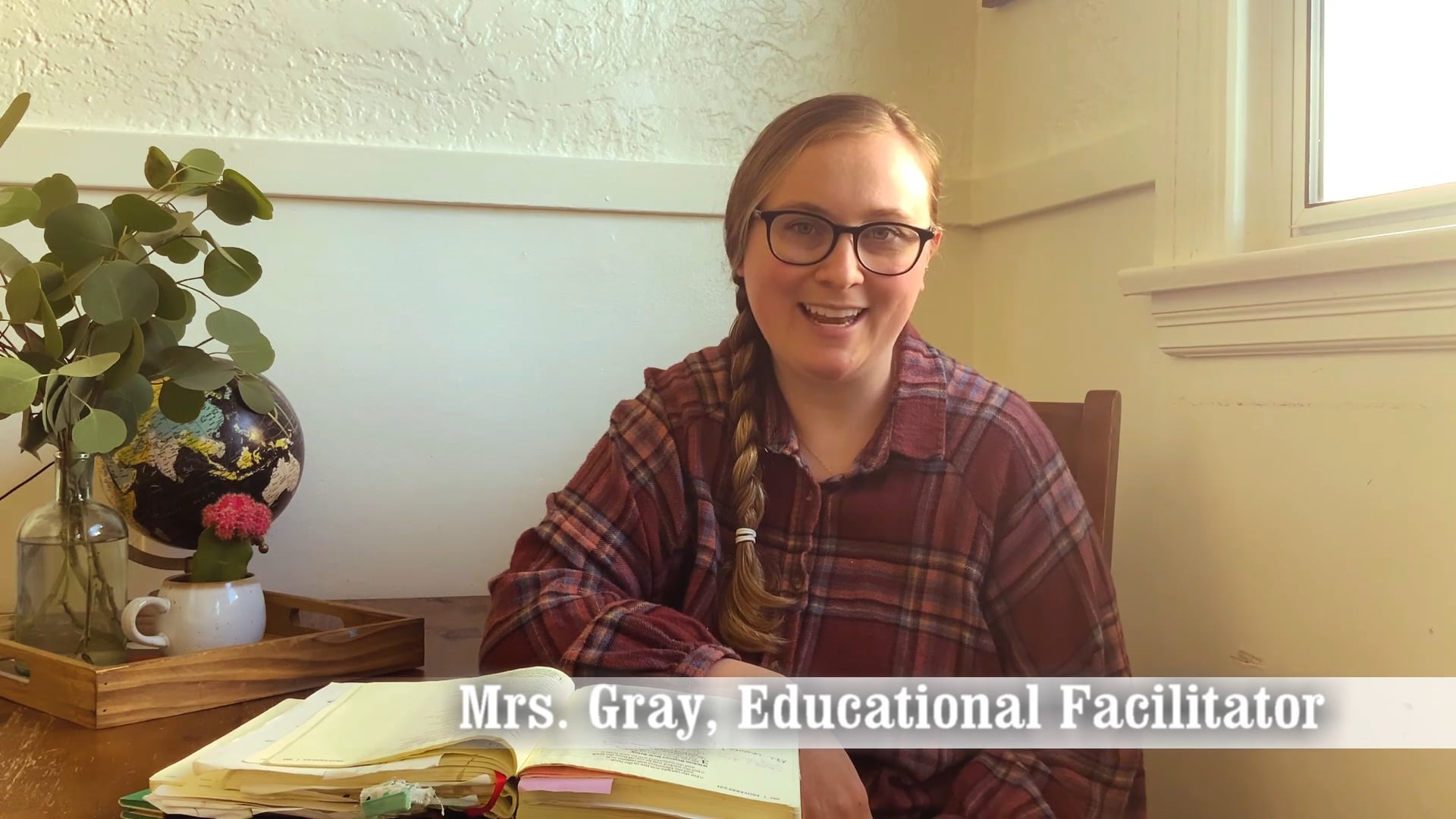 2021_03_17 Chapel Mrs Gray