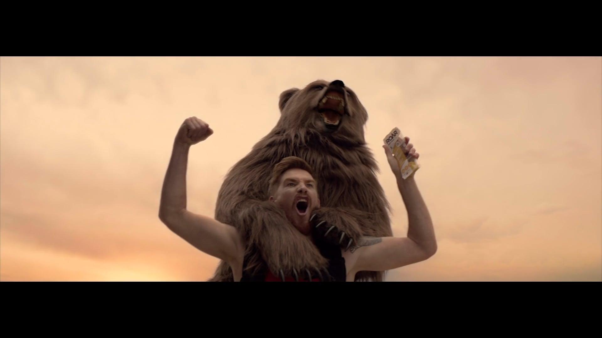 """""""Find Your Roar"""" - Roar Protein"""