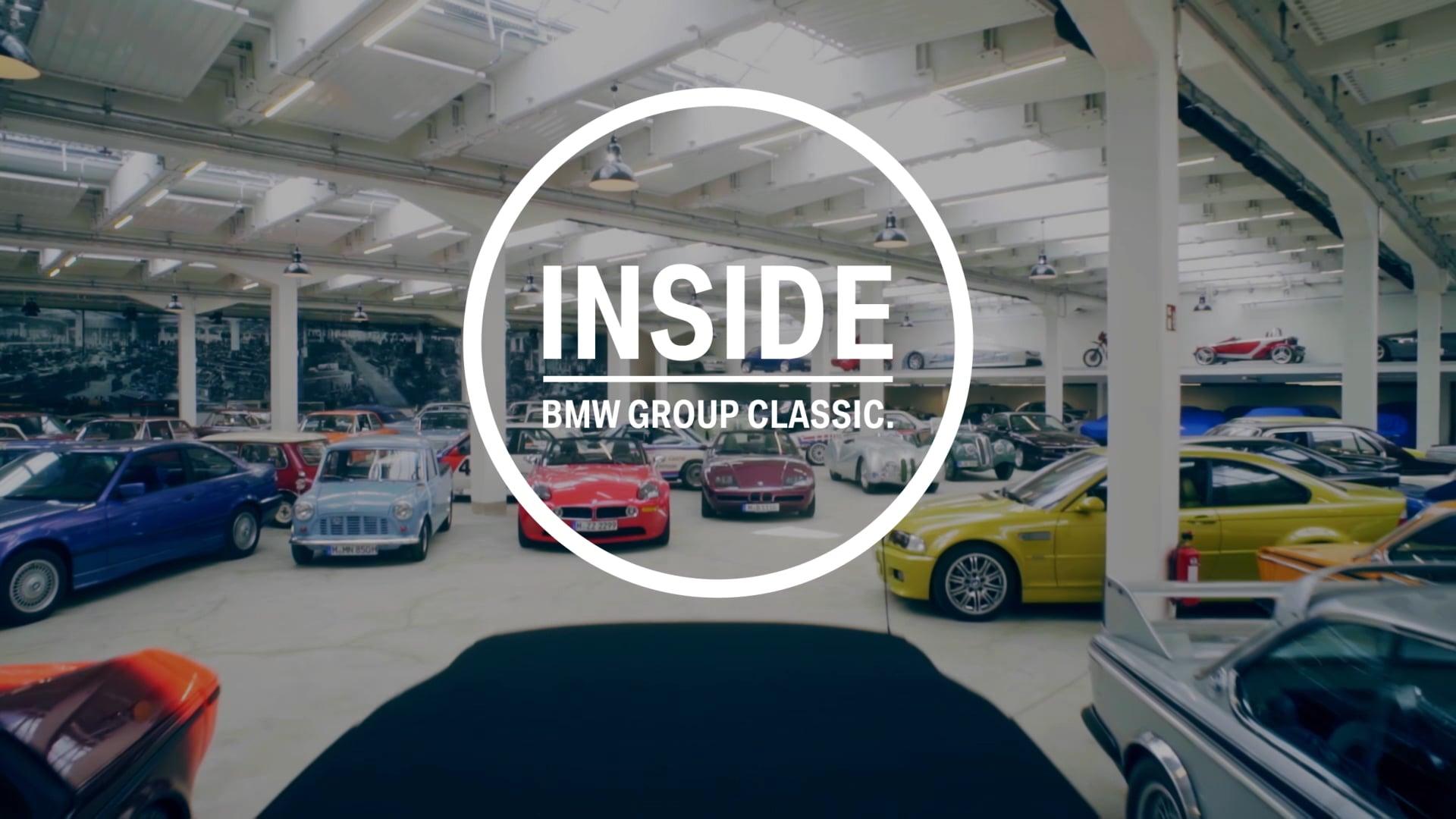 Inside BMW Group Classic - Folge 8