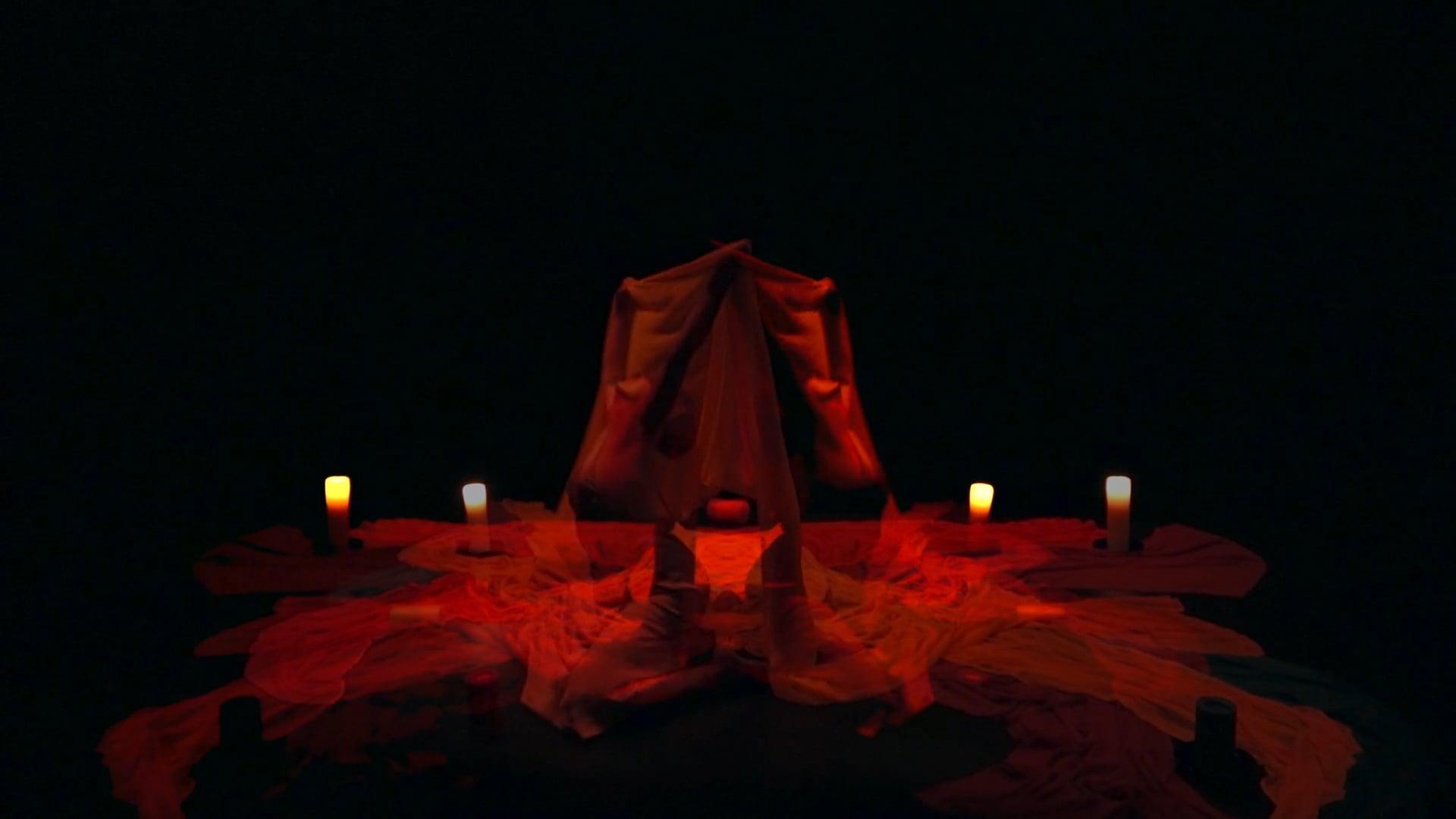 SCHILA / art video / den sorte skole / JASMIN KIRANOGLU