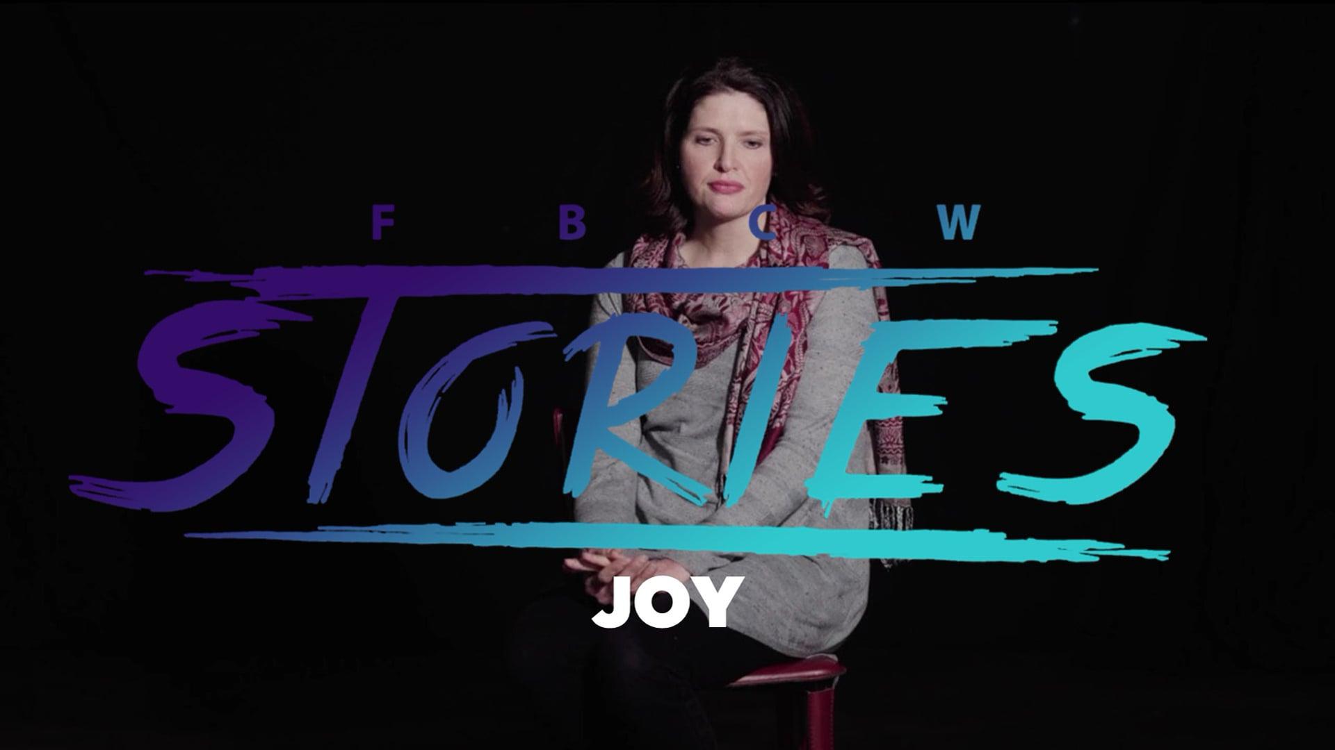 FBCW Stories Joy