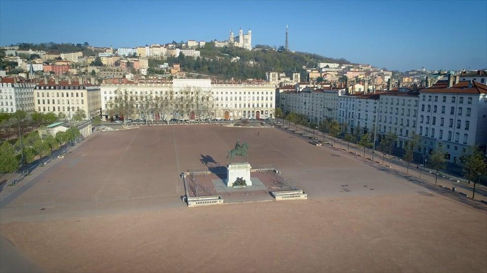 Lyon confinée, mars 2020