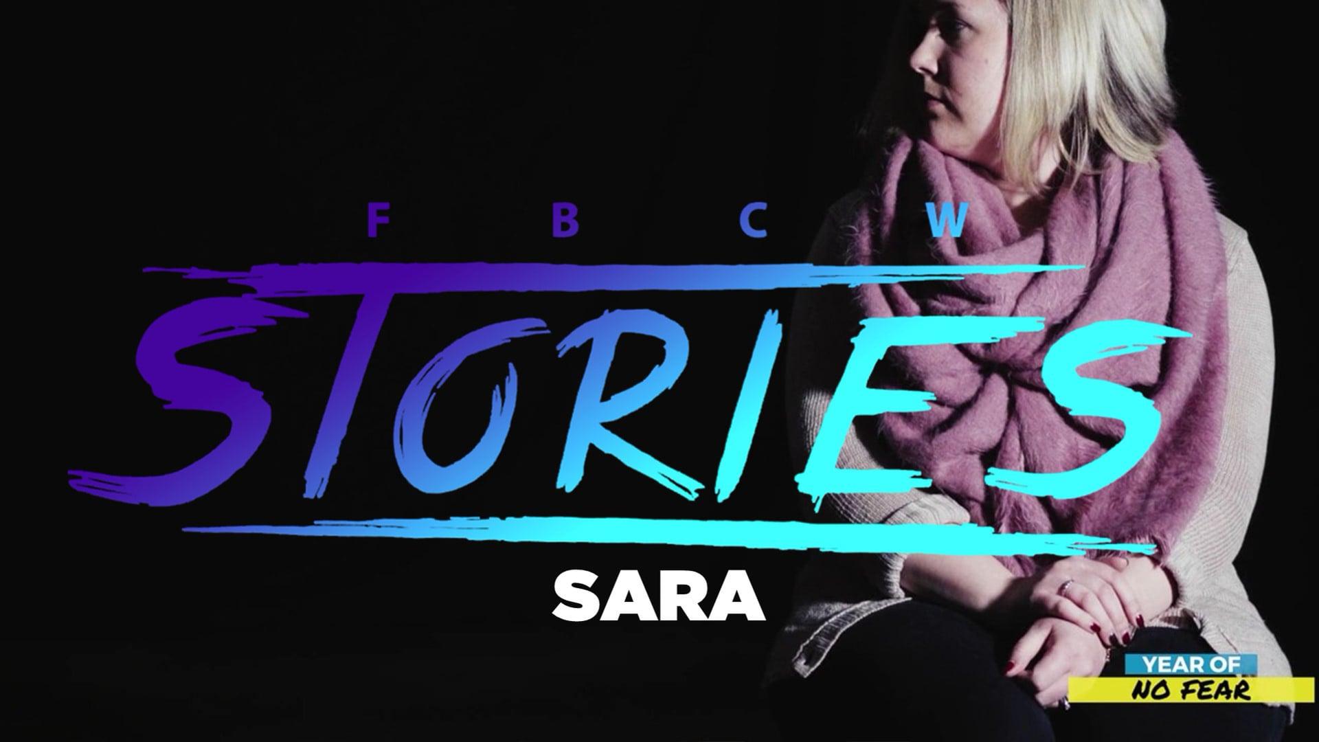 FBCW Stories Sara