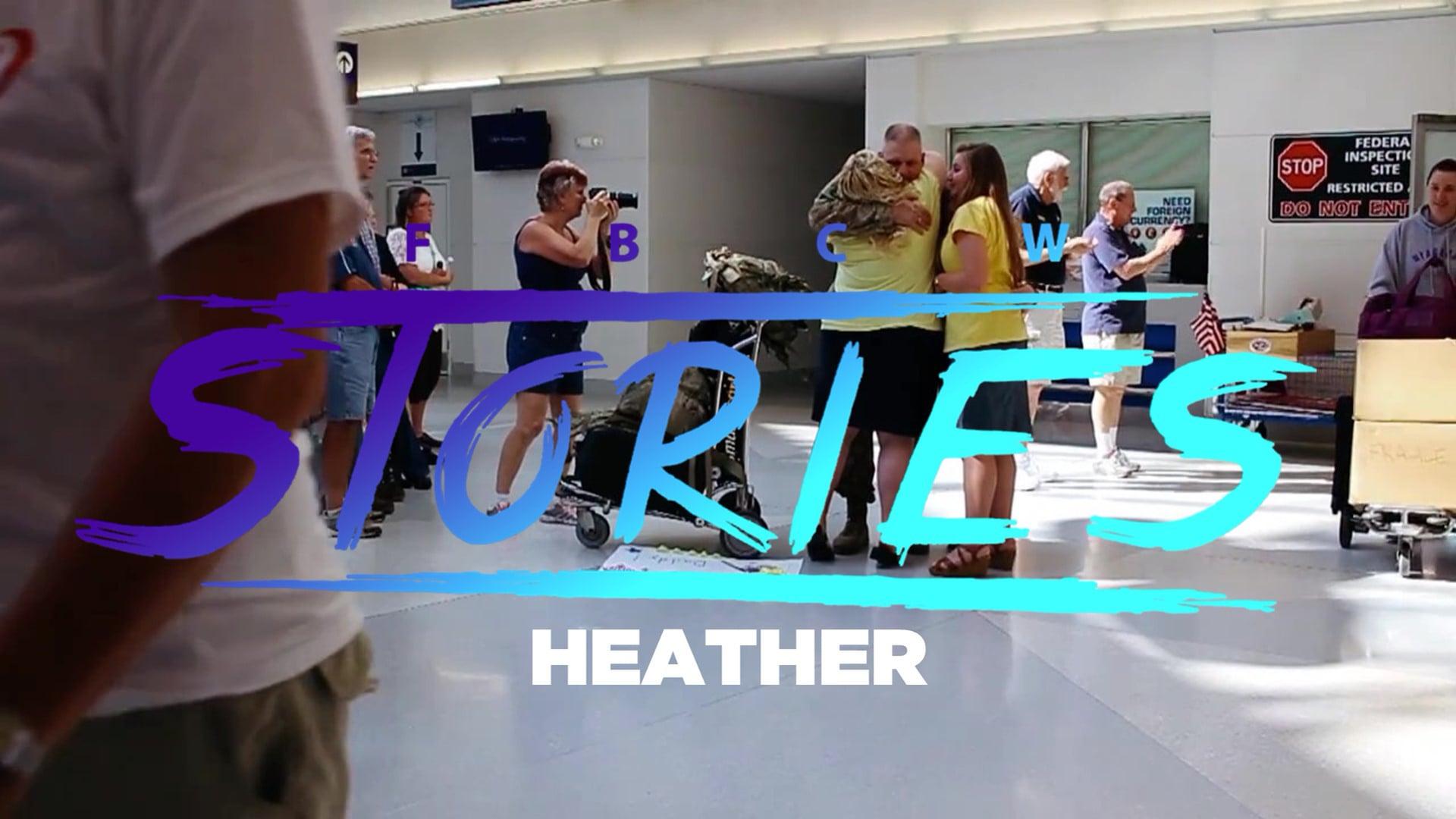 FBCW Story: Heather