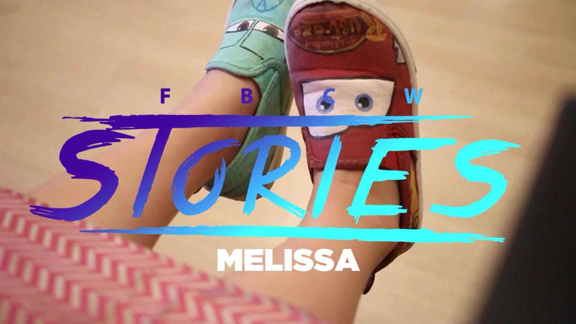 FBCW Story: Melissa