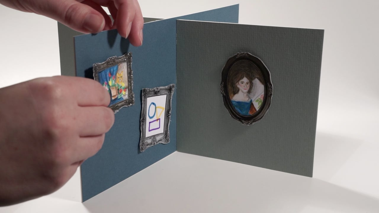 Make Something Sunday To Go: Visit the Vault Virtually and Make Your Own Mini Museum