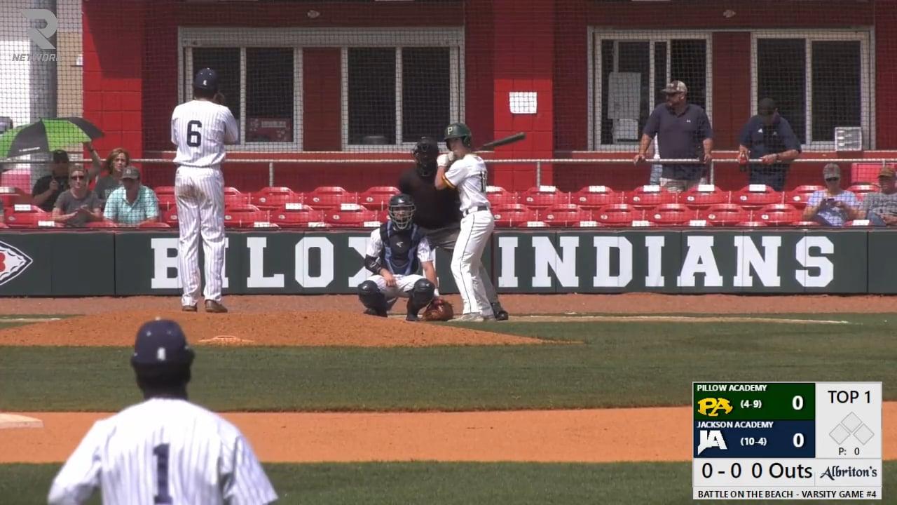 Varsity Baseball vs Pillow - 03-17-21