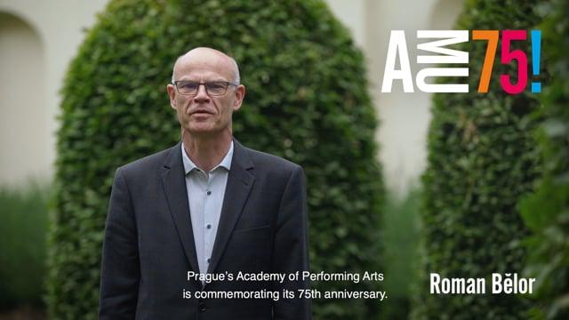 Roman Bělor je interním pedagogem Katedry hudební produkce HAMU. V současnosti je předsedou Spolku pro výstavbu nového koncertního sálu v Praze, členem Klubu za starou Prahu a Spolku výtvarných umělců Mánes. Nikoho nepřekvapí, že jeho přání AMU je spíše pragmatického rázu.