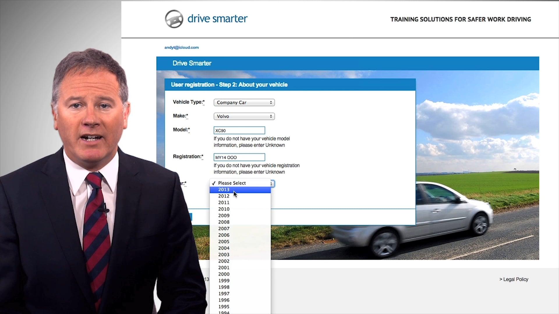 DRIVE SMARTER RISK PROFILE