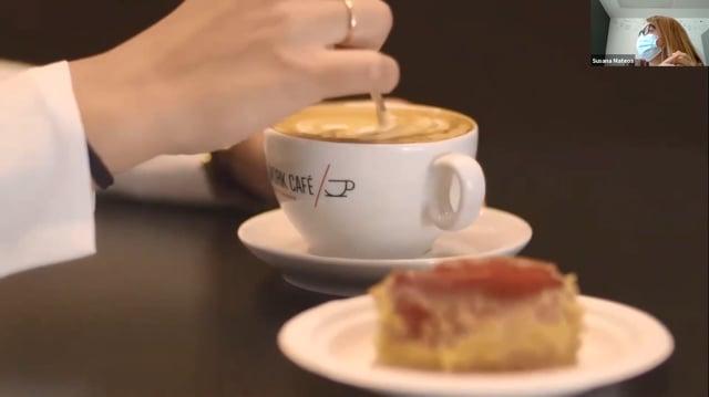 Outlook: Masterclass Work Café Santander