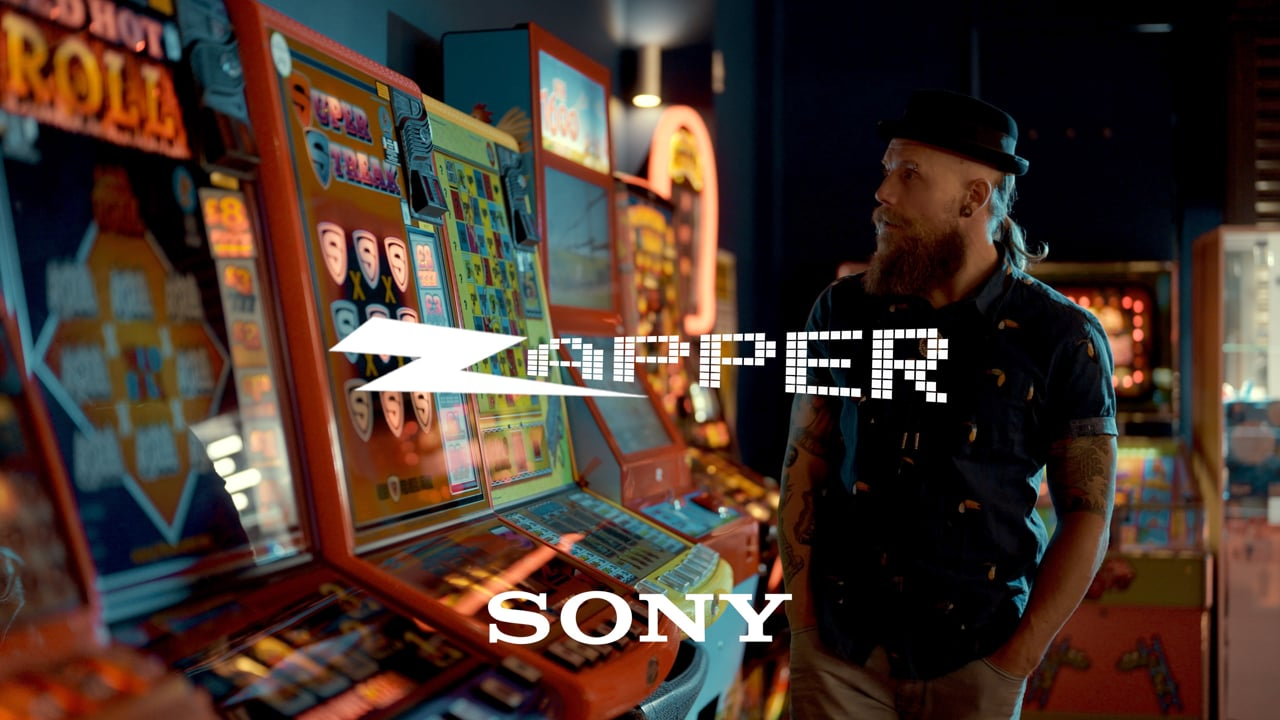 Zapper - A short film shot entirely on the Sony G Master 50mm f1.2 lens