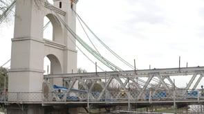 Suspension Bridge Update