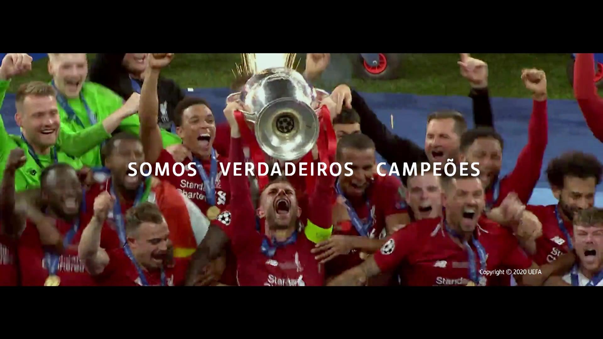 SANTANDER - UEFA CHAMPIONS