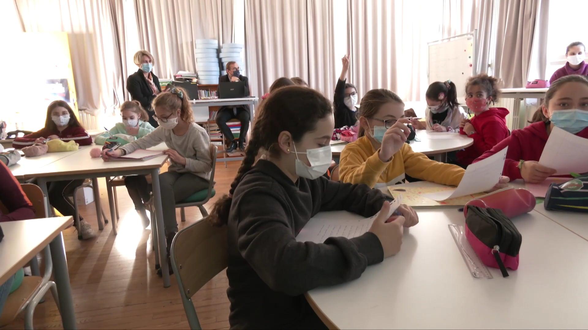 Odyssée, un programme ambitieux sur le patrimoine et son partage destiné à 4 classes de CM2 à Limoges
