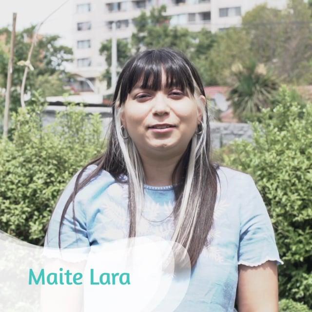 """Testimonio """"Mi Experiencia VESS""""-Maite Lara, Educadora de Chile."""