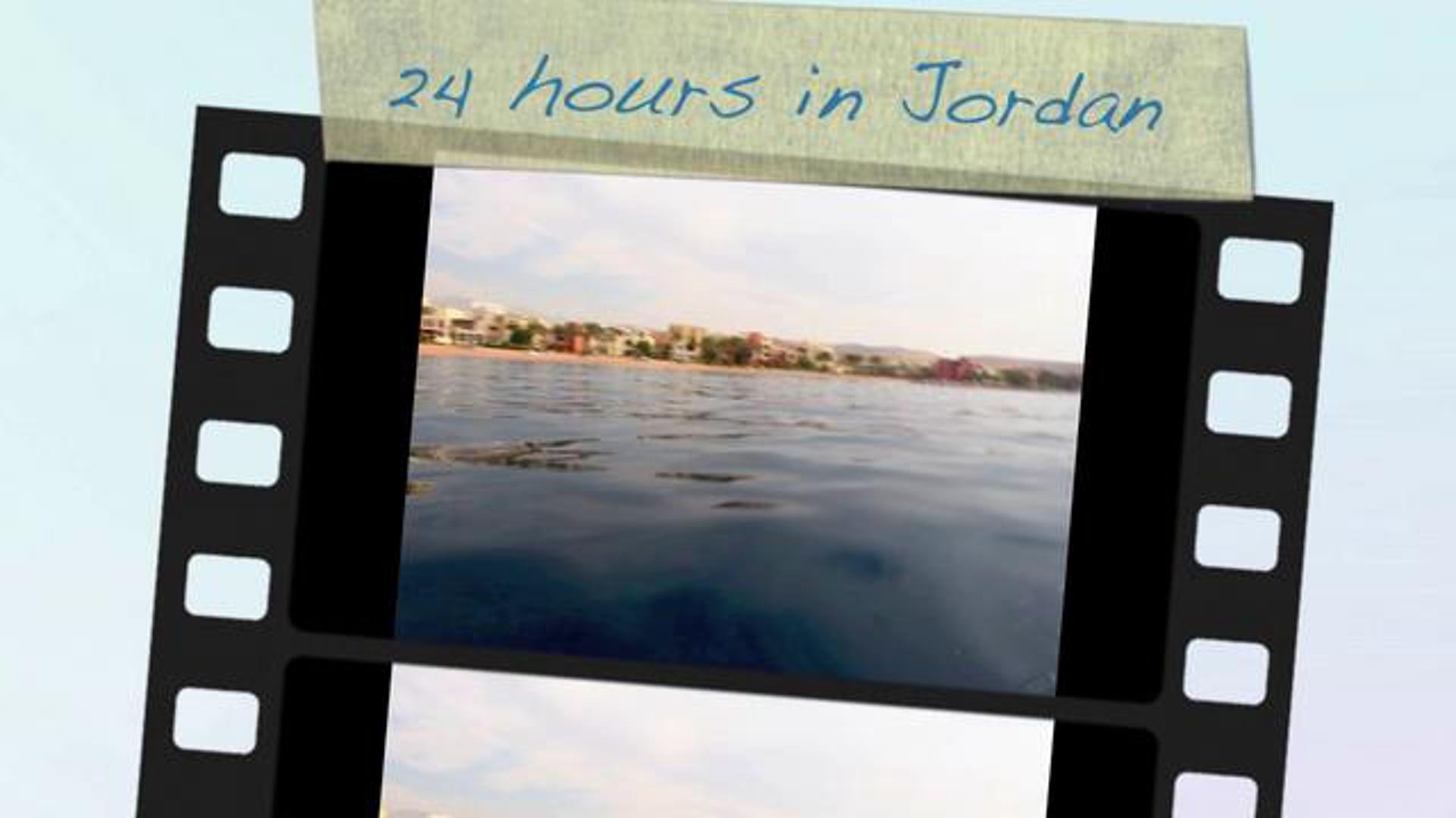 24 hours in Jordan