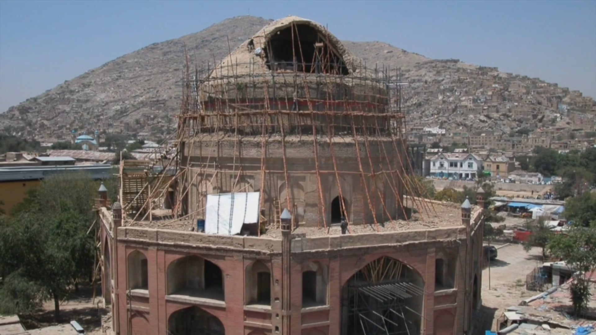 Afghanistan - Kaboul (Producteur : Sibomonde)