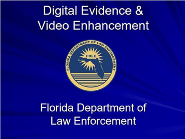 Digital Evidence