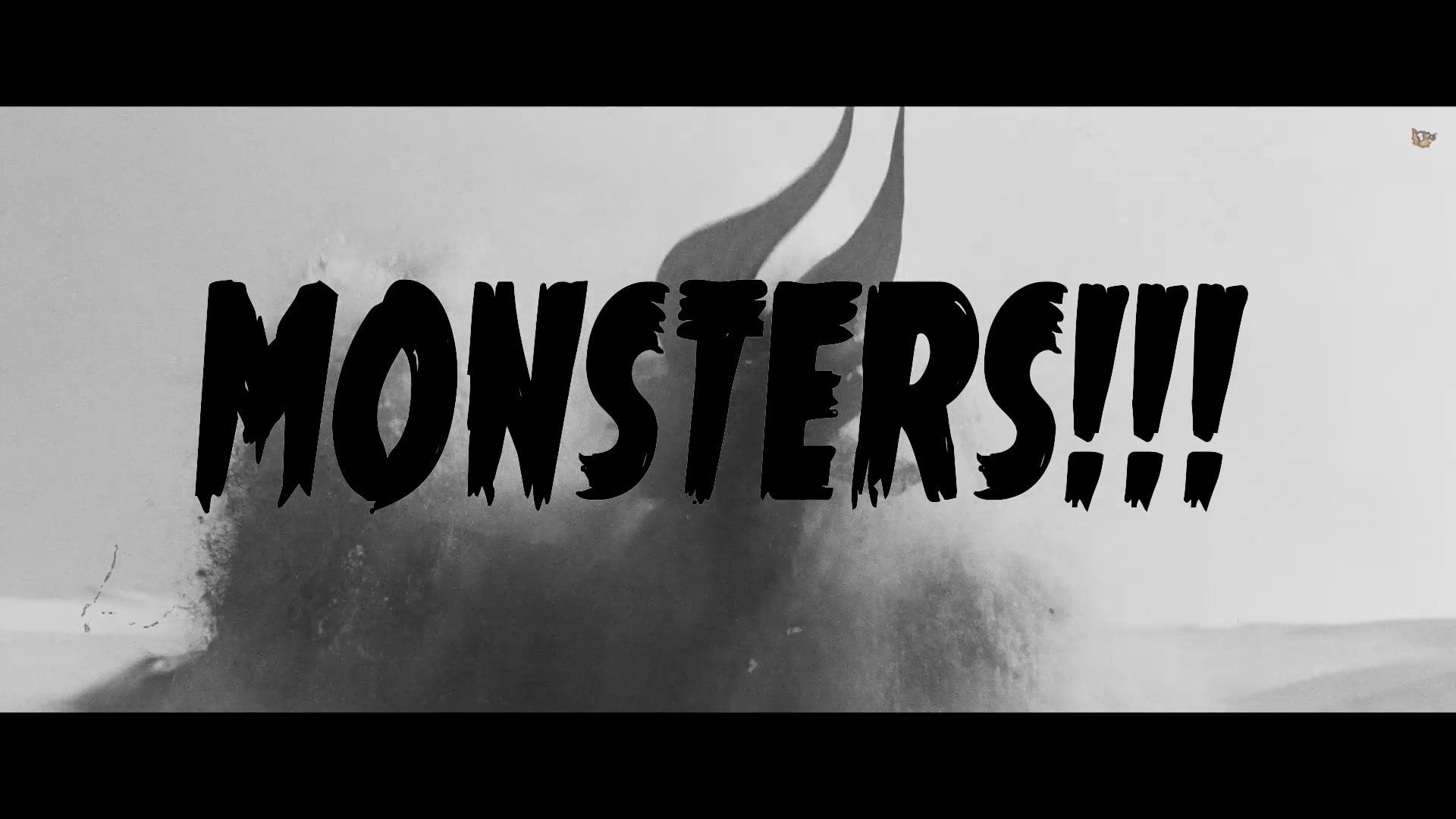 Monster Hunter - TOHO Trailer